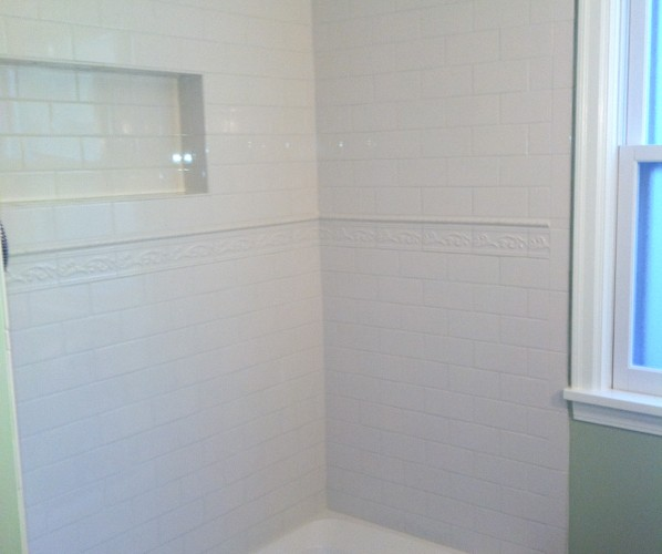 New tile with nook